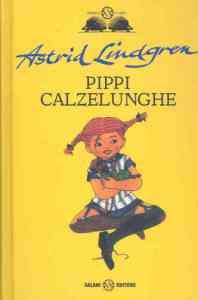 Pippi Calzelunghe edito da Salani