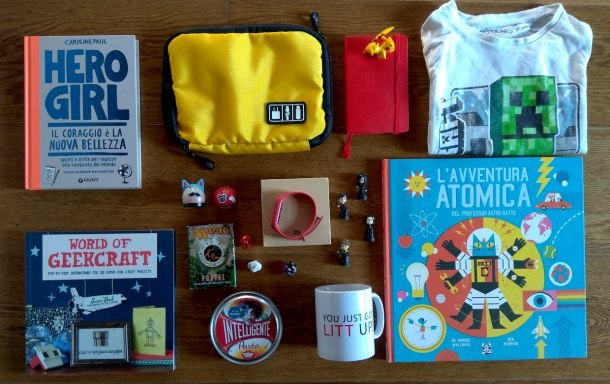 Geek Capsule collection