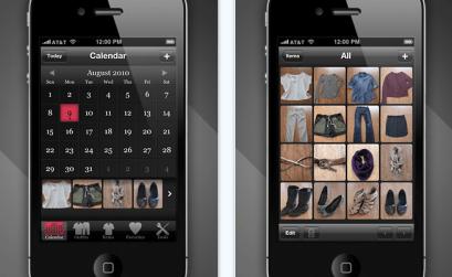 Closet iPhone App