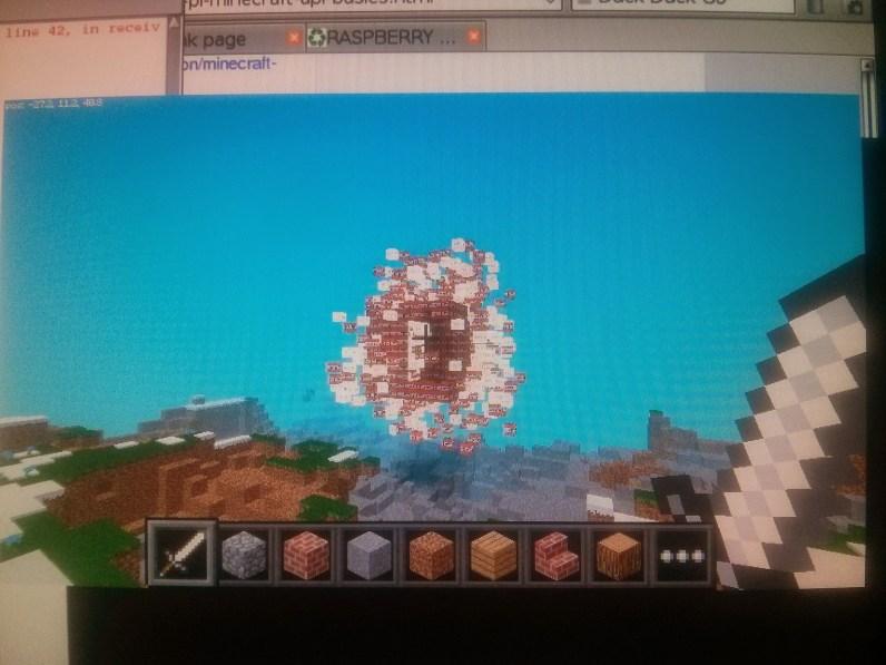 Minecraft Pi