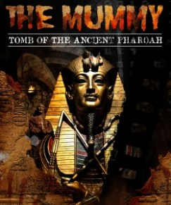 the mummy Escape Room UK