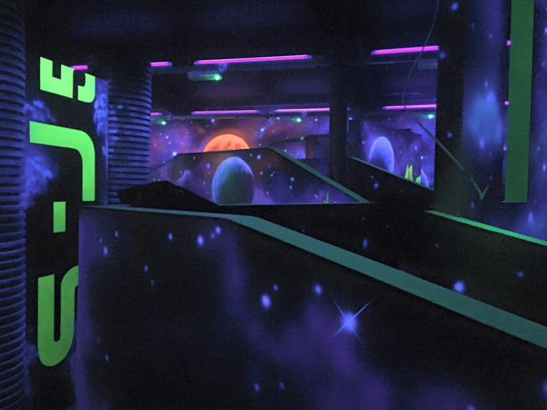 laser quest 4