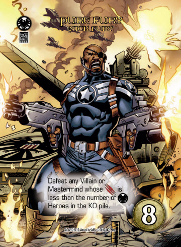2012-Marvel-Legendary-Deck-Building-Game-Nick-Fury-Pure-Fury