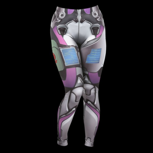 Product-Bounty-Hunter-Female-Leggings-Front