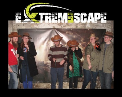 Extremescape Lost Tomb