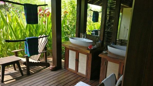 Bali Honeymoon Naya Gawana bathroom