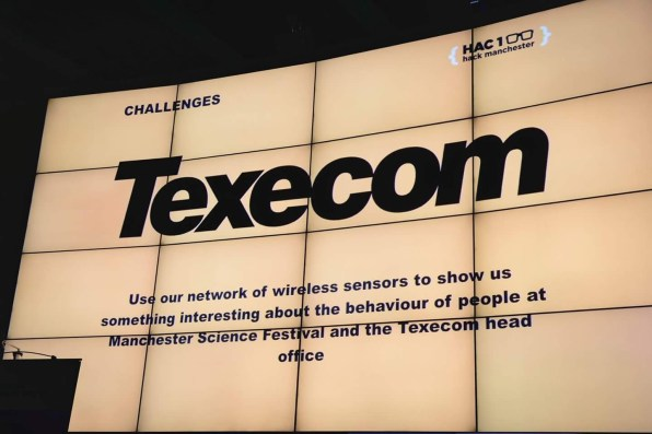 Hackathons as CPD for Computer Science Teachers - Texecom Challenge Announcement