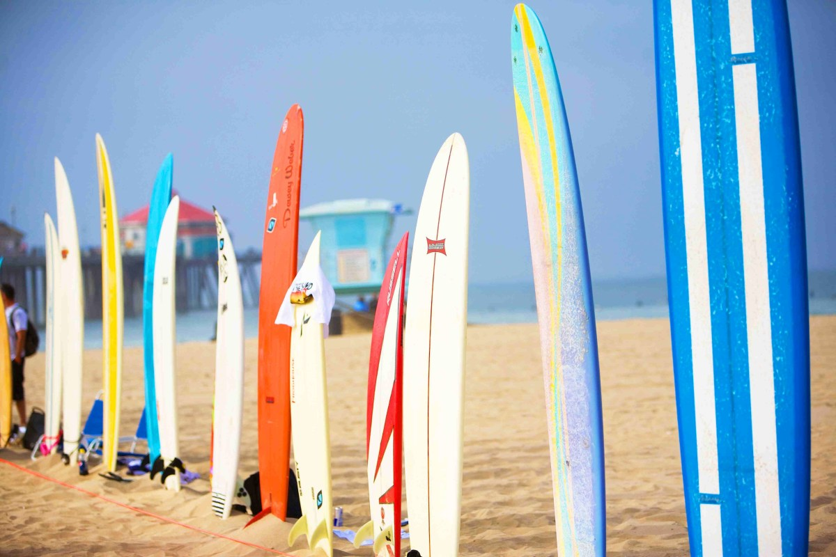 Buying a second-hand surfboard: what to look for