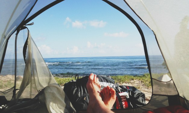 How to Holiday for Less: Choose Camping