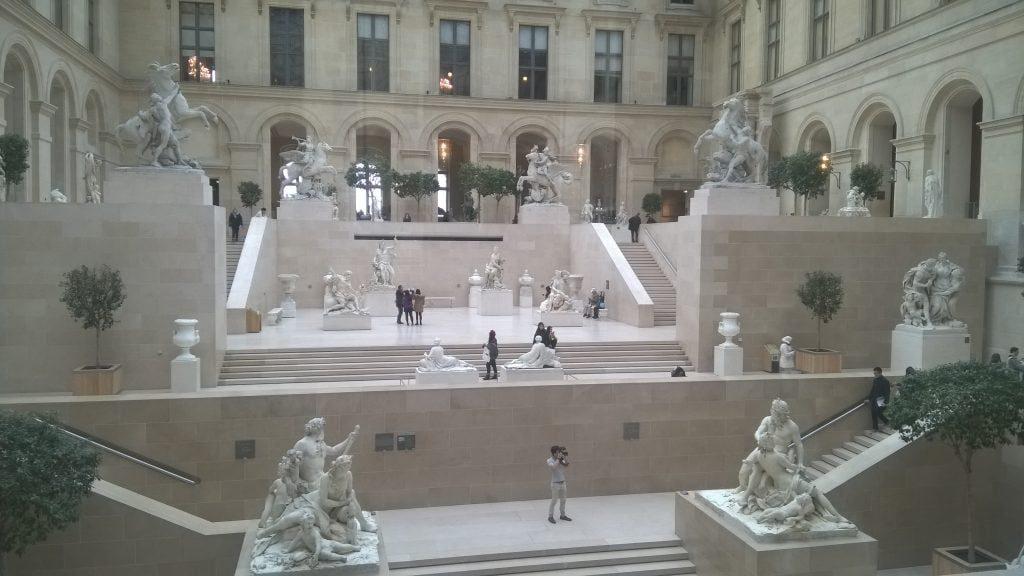 Musee du Lovre