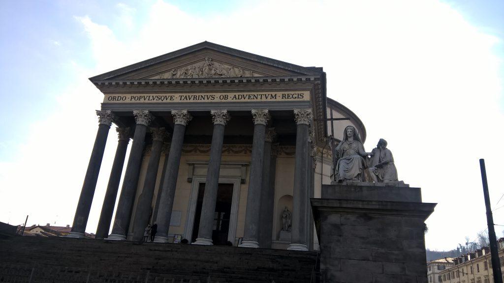 Gran Madre di Dio, Turin (Great Mother of God, Turin) - A Church