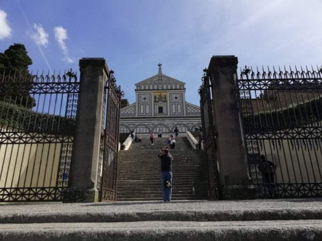 San Miniato al Monte, Florence