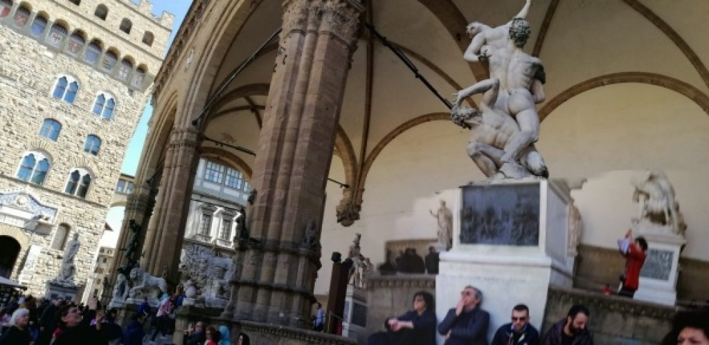 Gallery of Statues, Florence