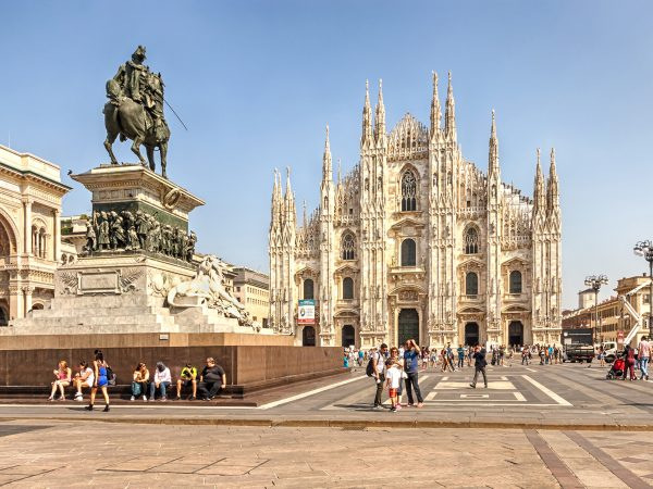 Milan city centre events
