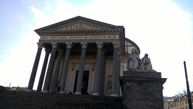 Gran Madre di Dio, Turin (Great Mother of God, Turin) - A Church