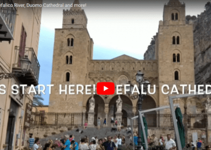 Watch Highlights from My Day Trip to the Charming Cefalu – Video Post