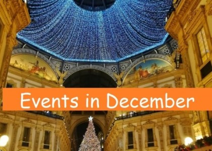 Visiting Milan in December? What to do!