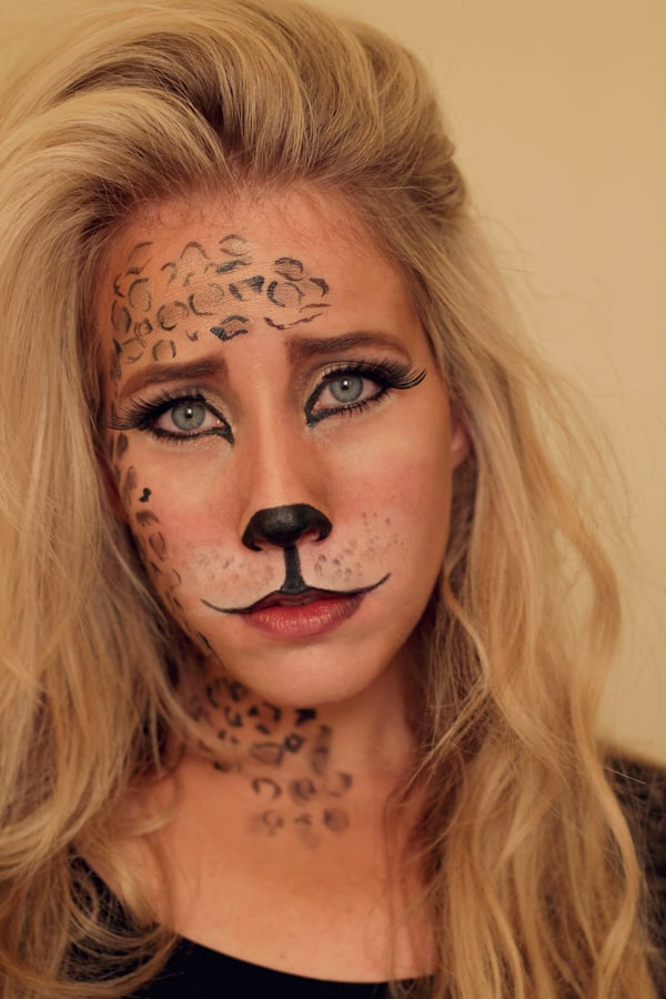 Leopard Makeup Tutorial