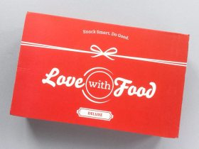 Love With Food Subscription Box Review + Promo Code – May 2017