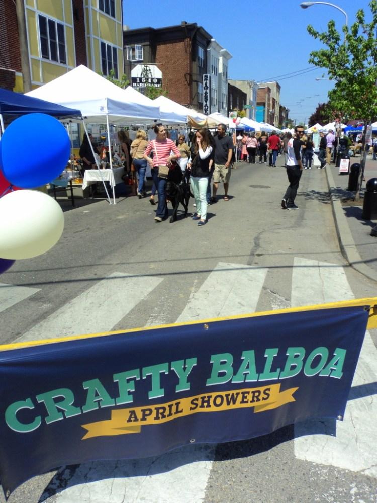 Fave Cities Philadelphia Attend a Festival