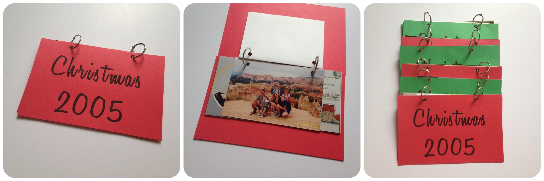 Diy Christmas Card Display Girl On The Move Blog