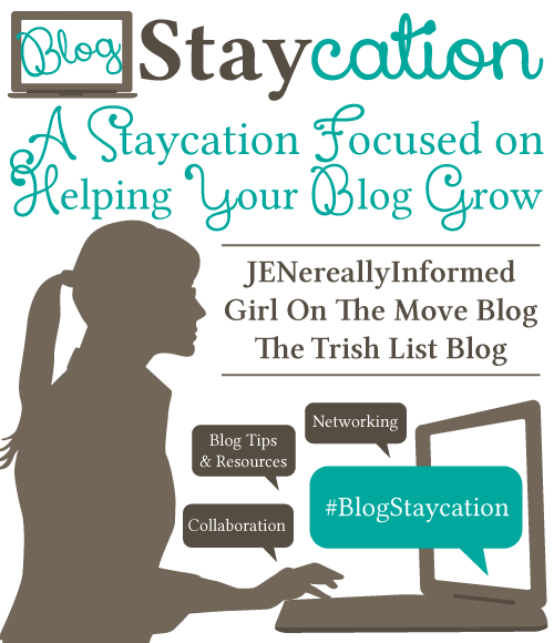 Blog Staycation
