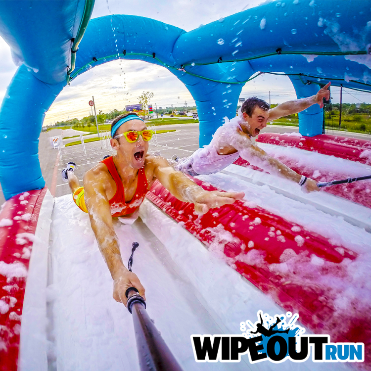 Wipeout 5k Run Orange County