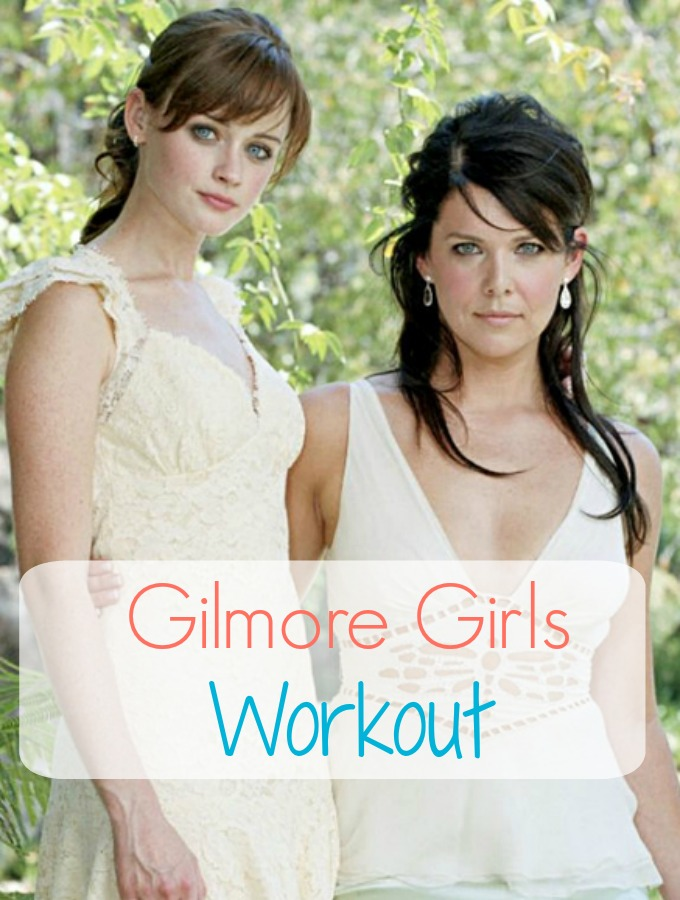 Whether you are team Dean, Jess or Logan, or spend your time quoting Lorelai and Rory, or rooting for Lorelai & Luke, this Gilmore Girls workout is for you!
