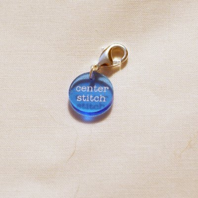 Center Stitch Clasp marker