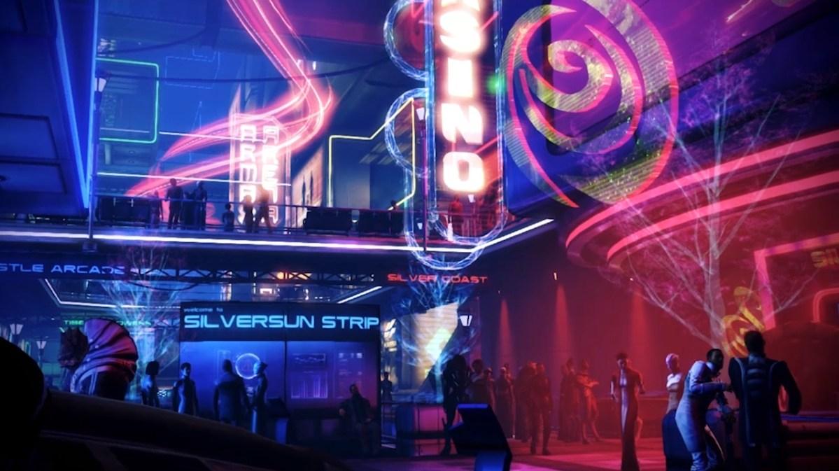 Mass casino age