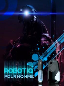 Robotiq Pour Homme - Legion