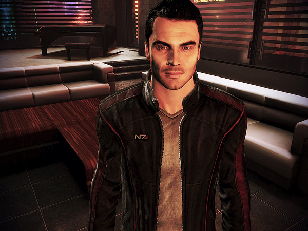 Kaidan Leather Jacket