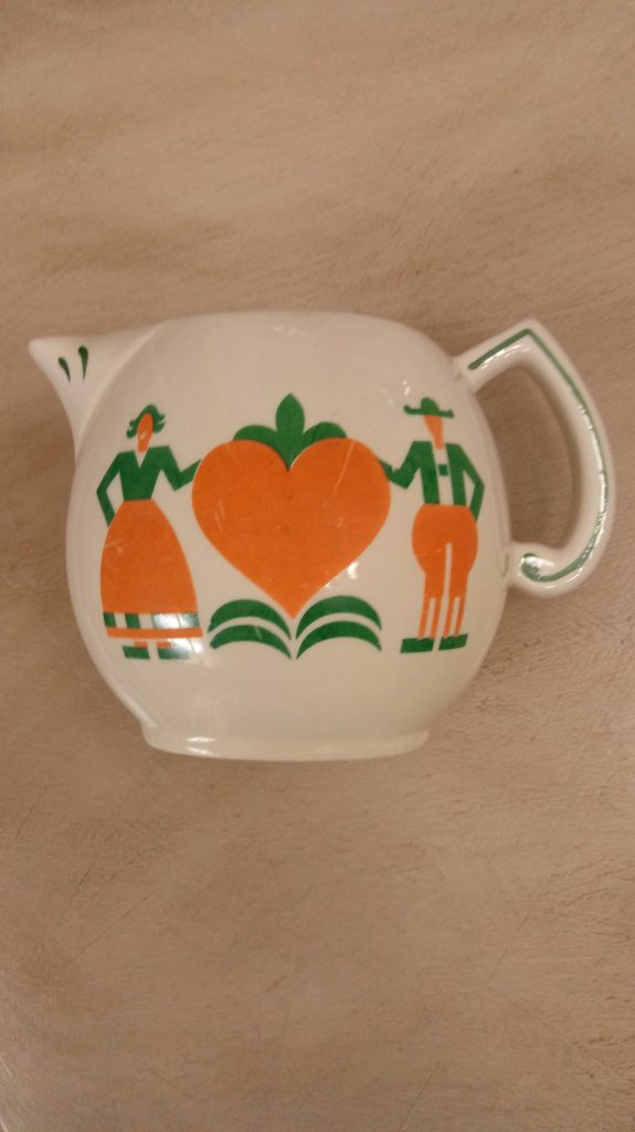 Made in Czechoslovakia teapot
