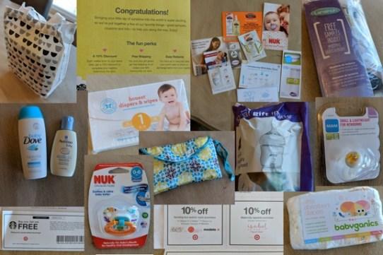 Baby Registry Gift Bags Girl Refurbished