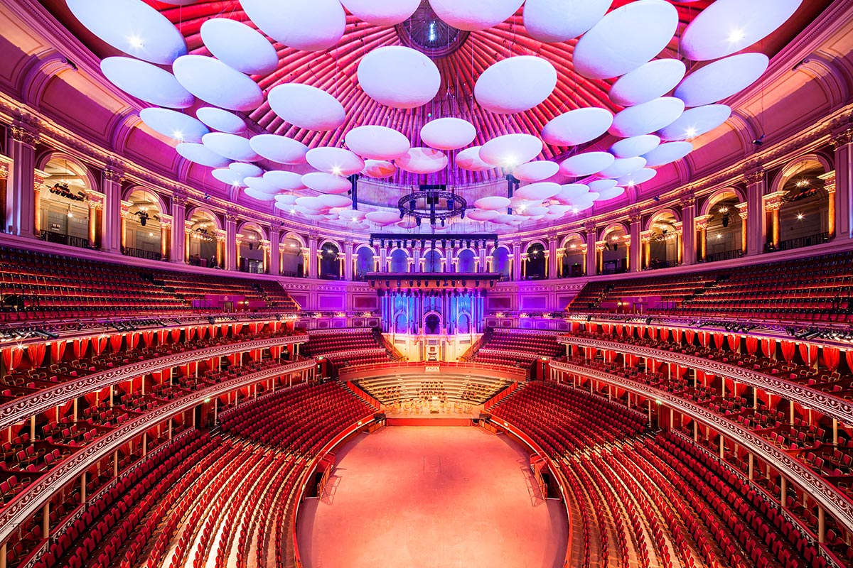 Royal Albert Hall Tour And Afternoon Tea Special Offer