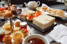 Afternoon Champagne Tea London