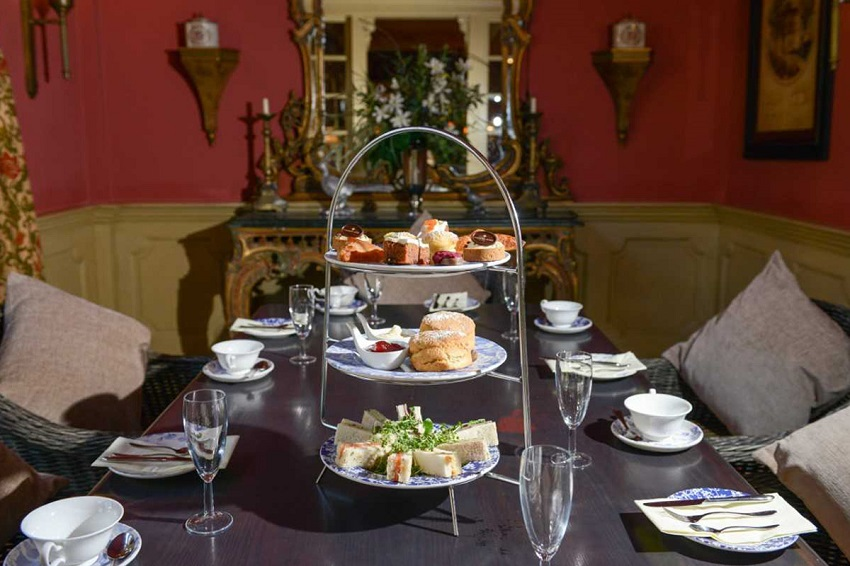 Coombe Abbey Afternoon Tea West Midlands  Special Offer