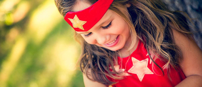 3 Ways To Unleash Your Daughters Inner Wonder Woman