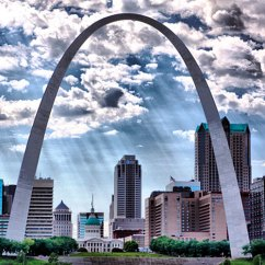 Nice Living Rooms Ideas Clocks For Room The Gateway To West: St. Louis Missouri - Girls Getaway