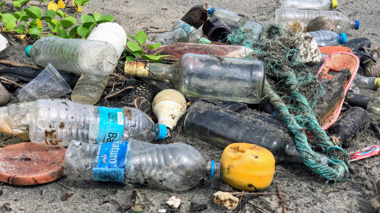 Plastic is Choking Our Oceans