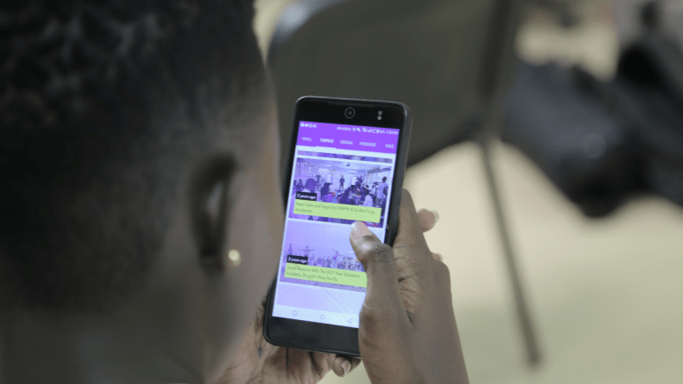 The App Empowering Young Women to take Charge of their Reproductive Health