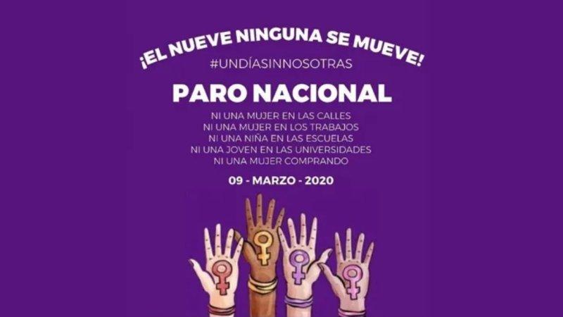 Women Strike in Mexico