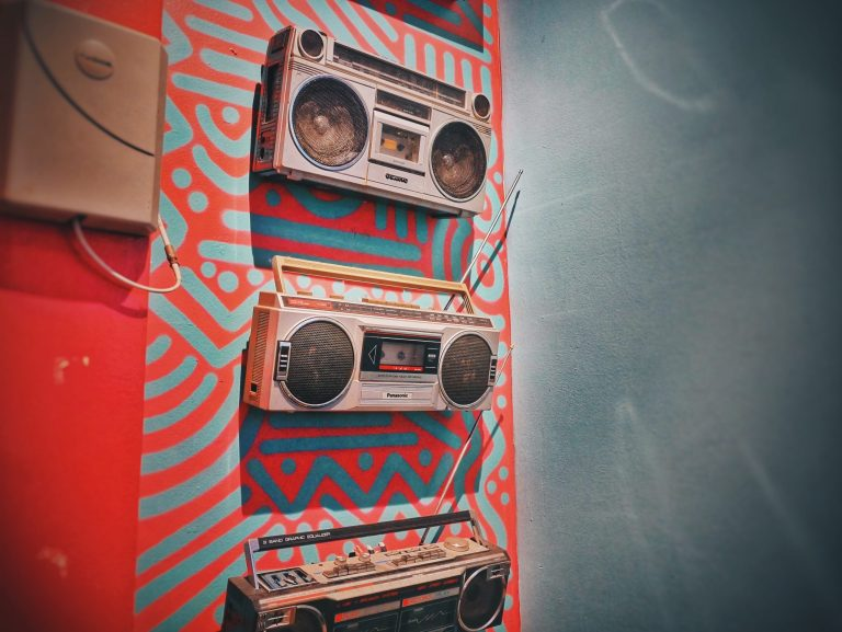 Radios. Why Men in Hip Hop Need to Do Better