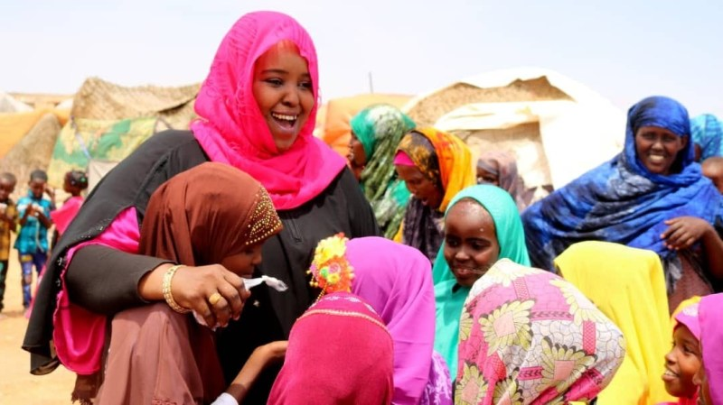 Sareda Jayte Hassan, Somali Gender Justice