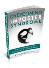 Portada del libro para superar el Síndrome del Impostor
