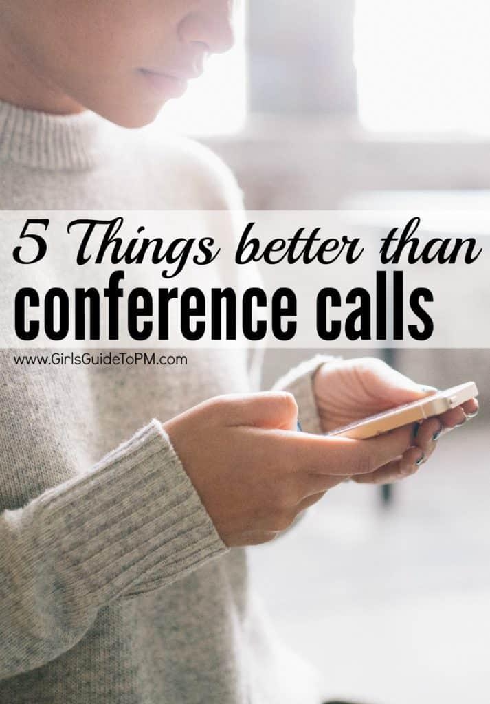Descubra lo que puede utilizar en lugar de las conferencias telefónicas en el trabajo. ¡Hay mejores opciones!