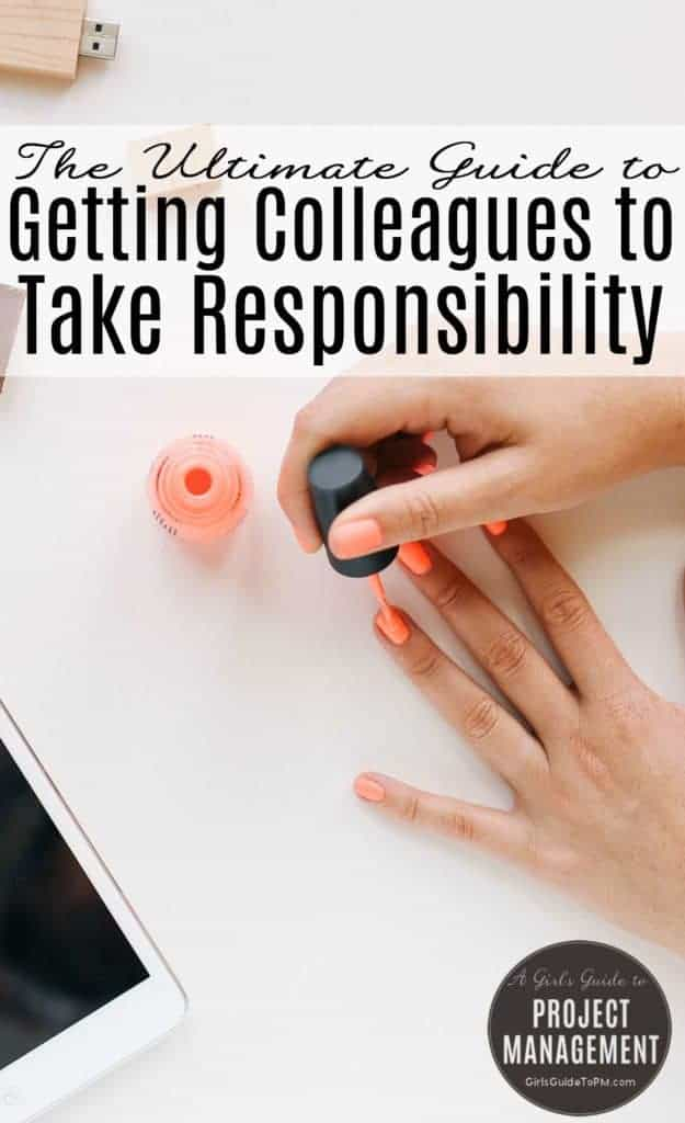 Cómo hacer que sus colegas se responsabilicen de sus tareas en el trabajo