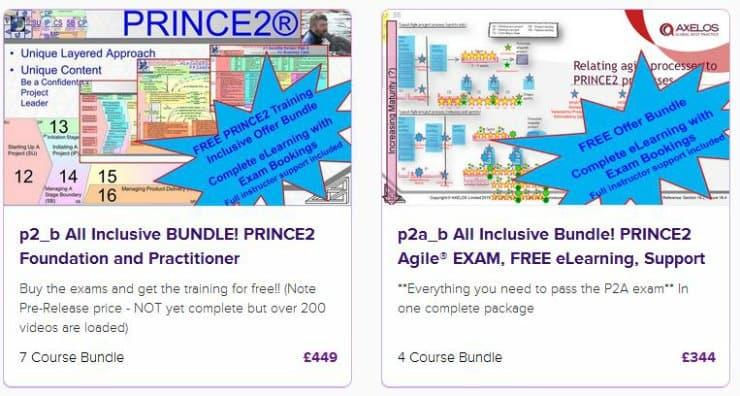Curso de gestión de proyectos PRINCE2