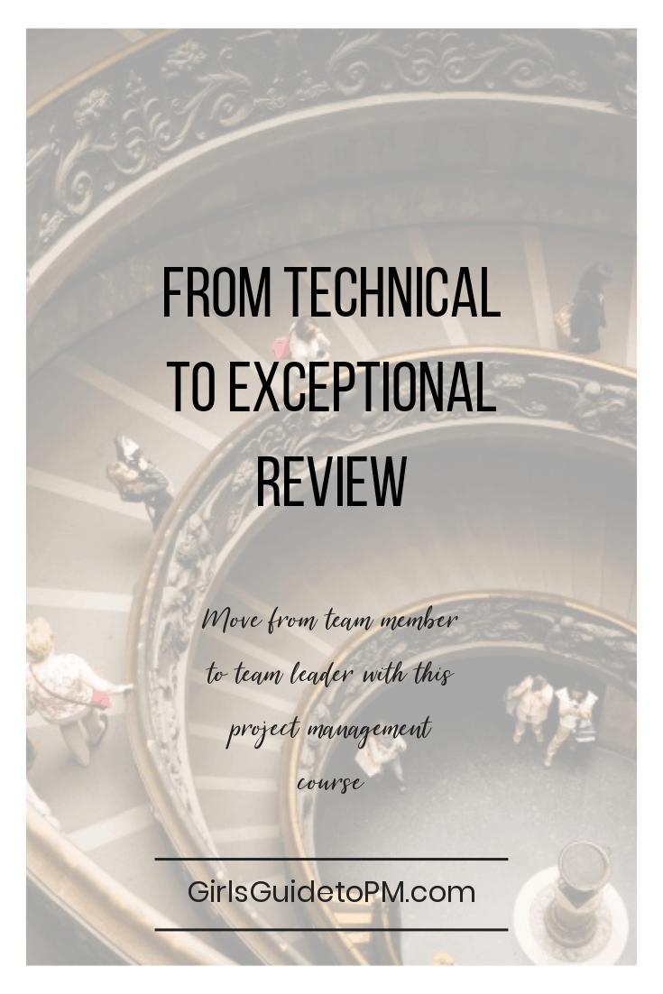 De Revisión Técnica a Excepcional