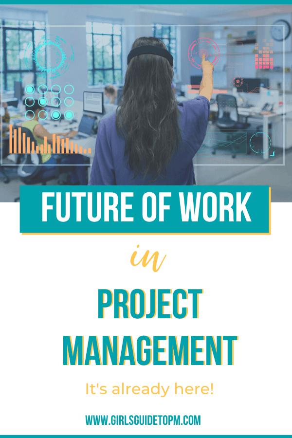 futuro del trabajo en gestión de proyectos